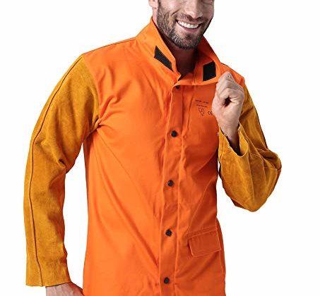 Fire Resistant Welding Jacket