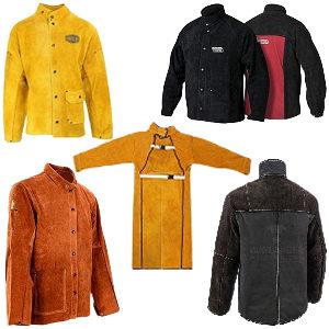 best leather welding jacket