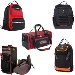 welders backpack