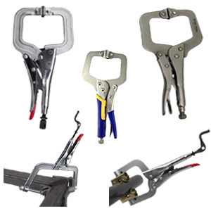Strong Hand Welding Clamps