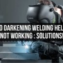 how to test auto darkening welding helmet