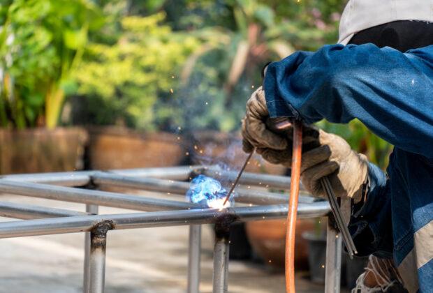 How hard is welding