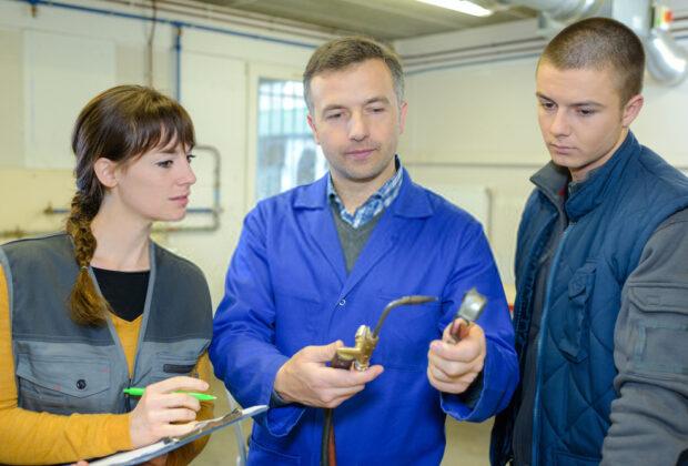 How to get a Welding Apprenticeship
