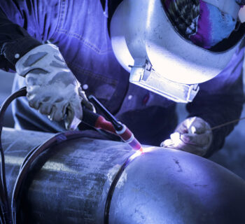 How does TIG welding work