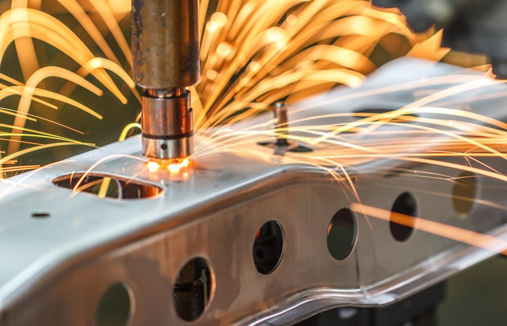 What is spot welding