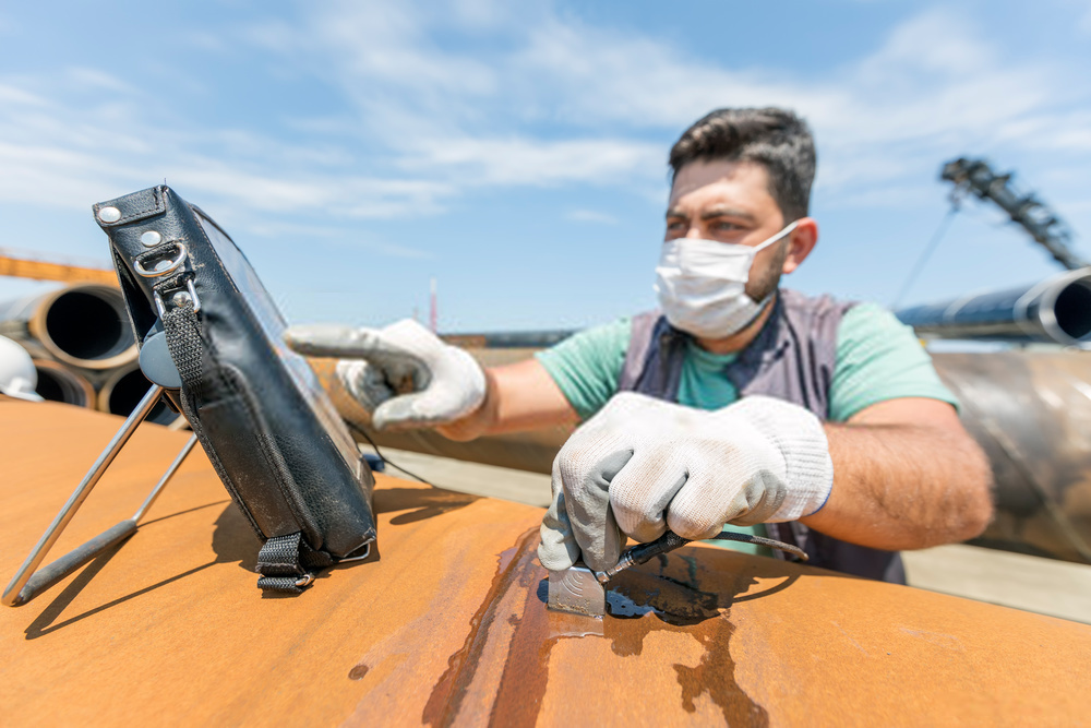 what field of study is welding