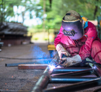 what is flux core welding