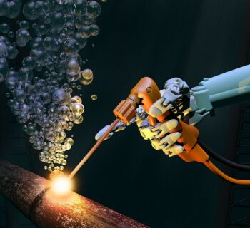 what is underwater welding