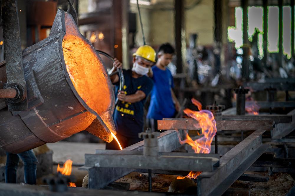 8 steps weld cast iron like pro