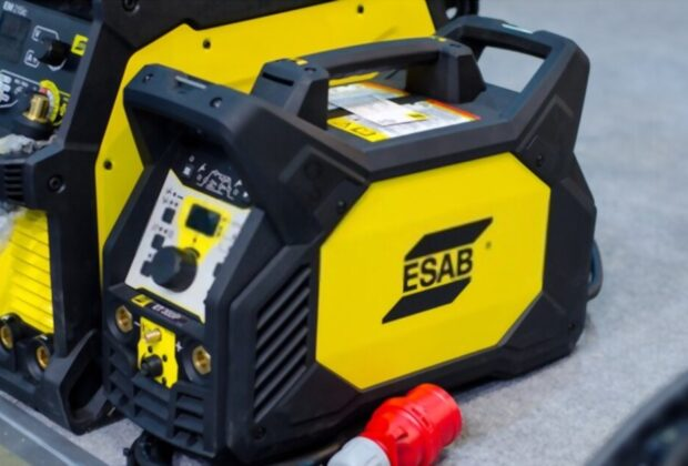 Esab welder review